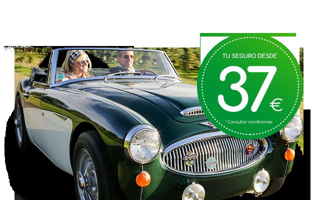 cba6c3fbb6 Seguros baratos para coches clásicos y antiguos   AMV Seguros