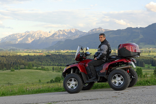 ATV (All-Terrain Vehicle)