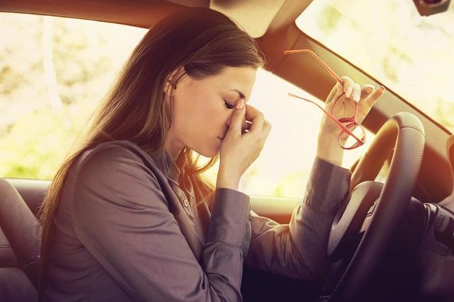 Fatiga en la Conducción: factores y consejos